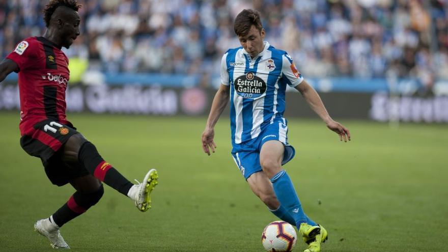 El Dépor le gana al Mallorca y sueña con Primera