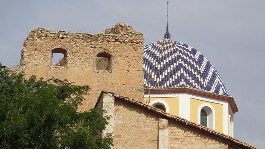 Vilamarxant podrá consolidar el tramo sur de la muralla del Castell