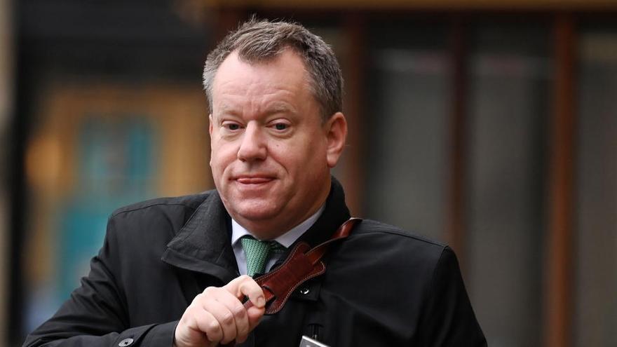 El negociador británico reitera que un pacto con la UE puede que no prospere