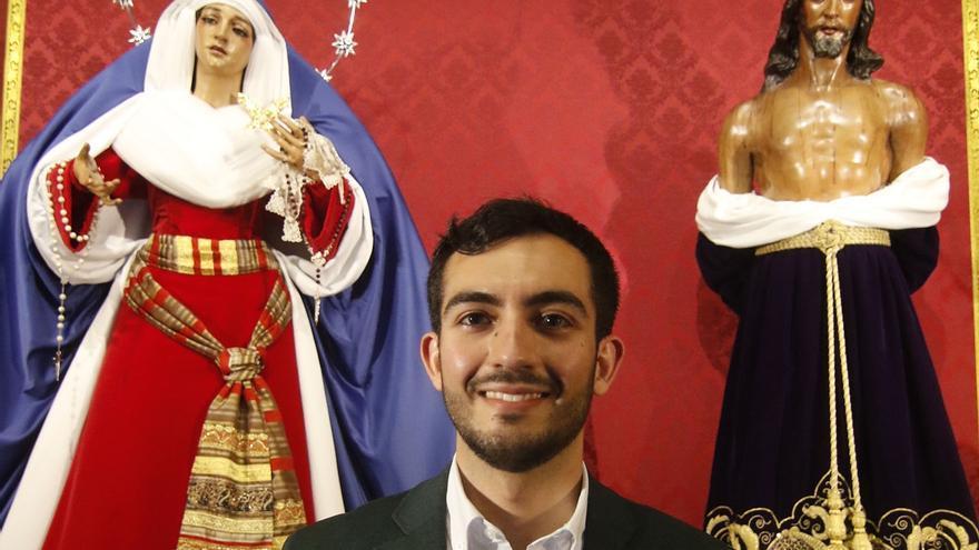 Manuel Santos Gómez: «El joven cofrade debe ser, ante todo, católico»