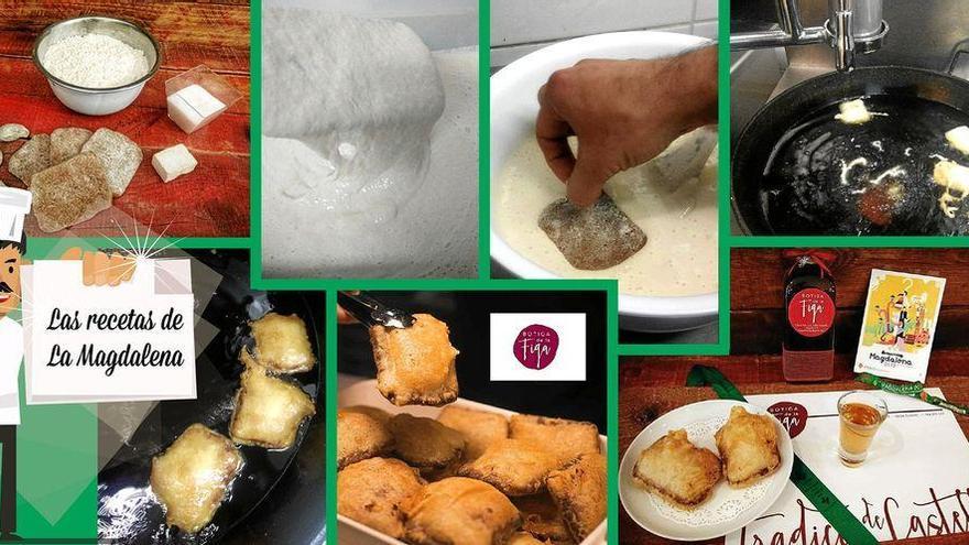 Aprende a cocinar las figues albardaes con más historia de Castellón