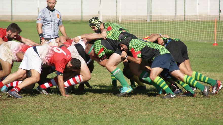 Derrota i lesió del capità del Rugby d'Empuriabrava