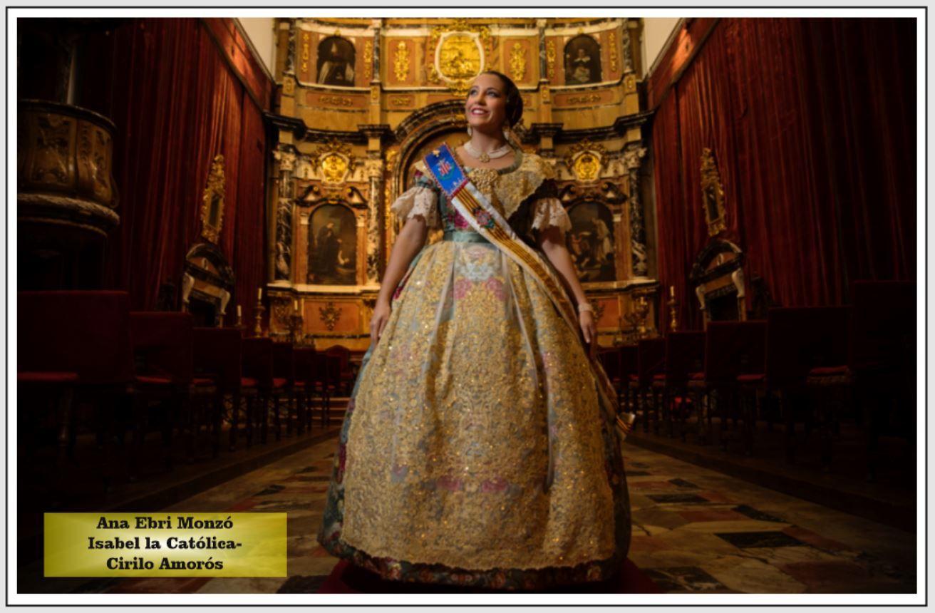 """Las """"cards"""" de Marina Civera y la corte de 2019"""