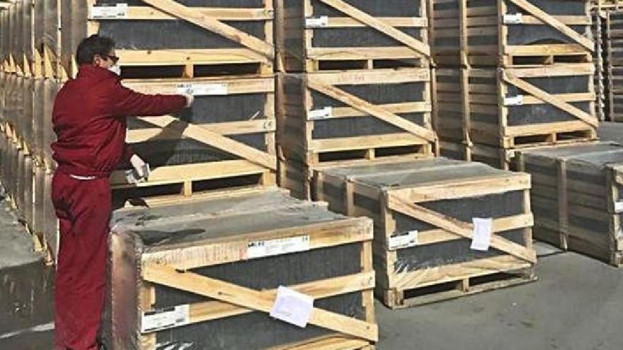 La pizarrera de Riofrío (Zamora) ofrece 10 puestos de trabajo en plena pandemia