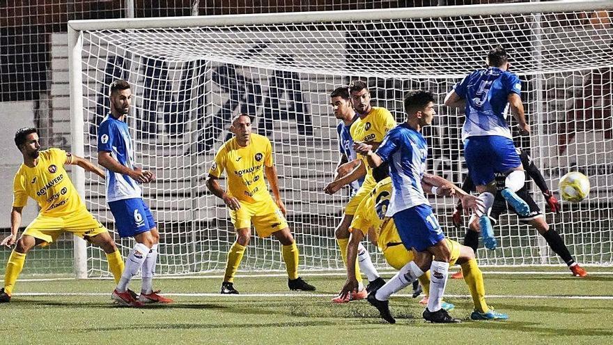 El Figueres s'emporta el Torneig de l'Estany amb un gol de Valverde