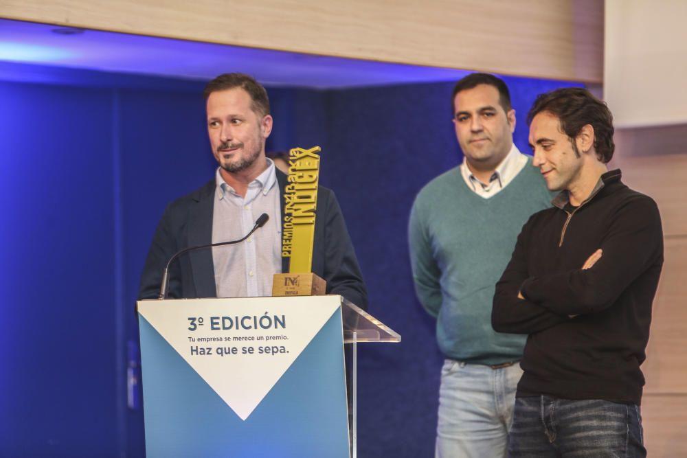 Grupo Dropalia, ganador del Premio Índicex.