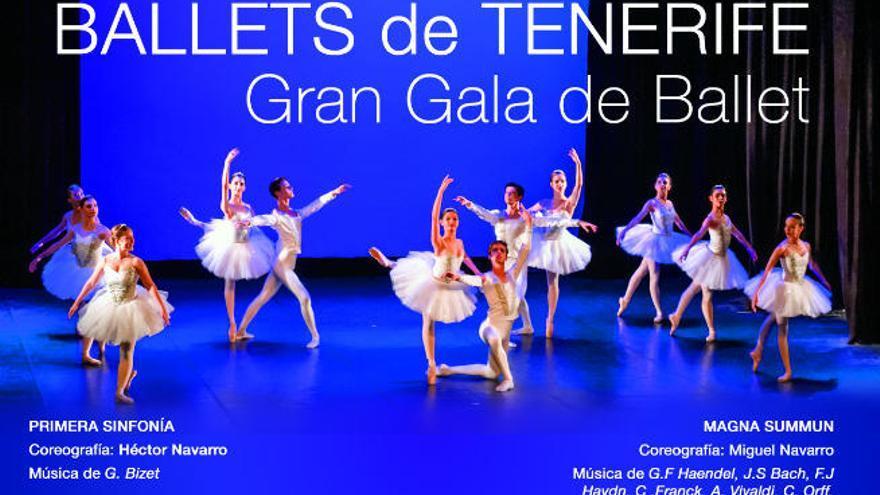 El ballet protagoniza Salón Guimerá de la mano de Héctor Navarro