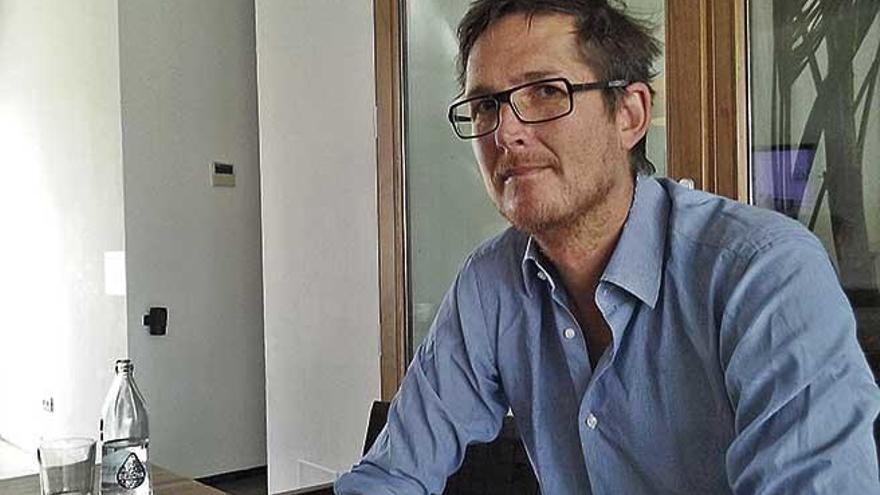 """Markus Knigge: """"El alemán no ensucia el mar balear, pero debería ir más allá  y financiar su conservación"""""""