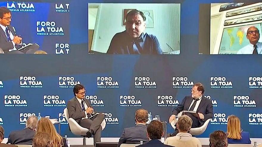 Rajoy arremete contra el Gobierno de Pedro Sánchez y lo culpa por la falta de consensos