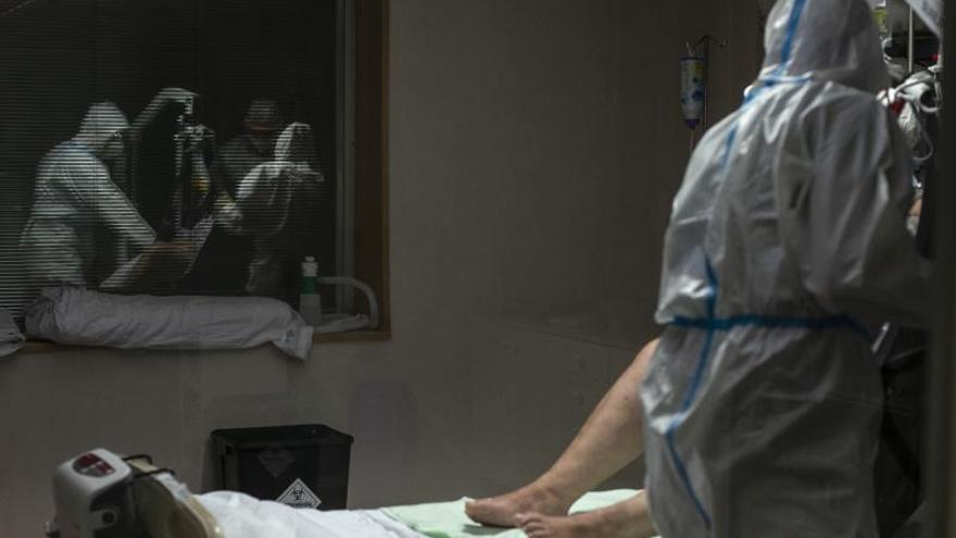 Muere por COVID un varón de 56 años en Pontevedra sin patologías previas