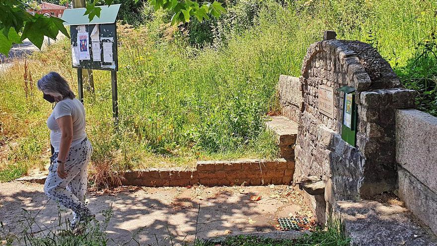 Redondela analizará las aguas de la Fonte da Lata para comprobar si tienen restos tóxicos