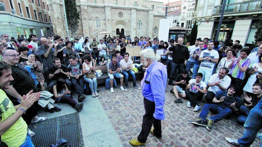 15M | Los indignados de Zamora, una década después