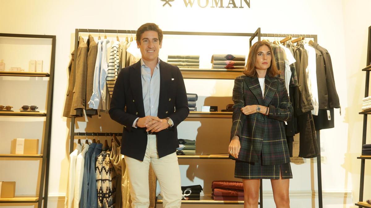 Presentación de la nueva línea 'Silbon Woman' en Madrid.