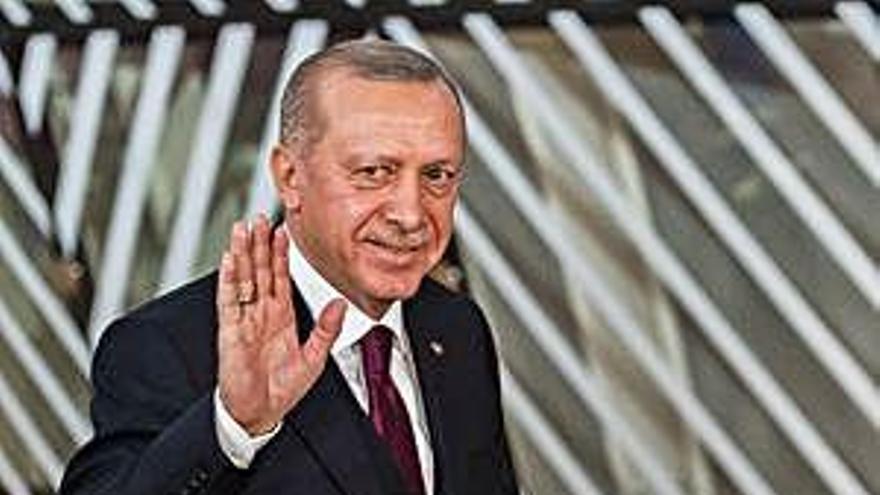 Erdogan exigeix a l'OTAN que li doni suport a Síria