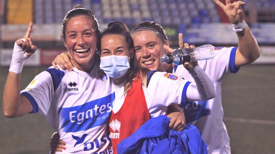 El presupuesto para fomentar el deporte femenino en Canarias aumentará el 87,50%