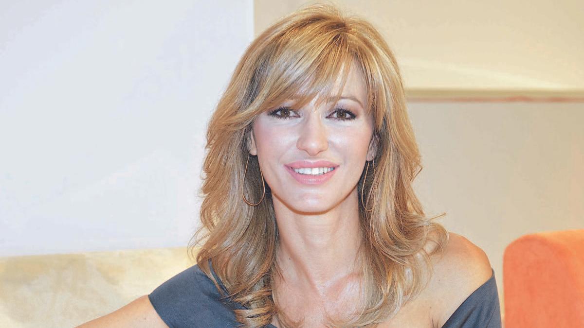 Susanna Griso en una imagen de archivo.