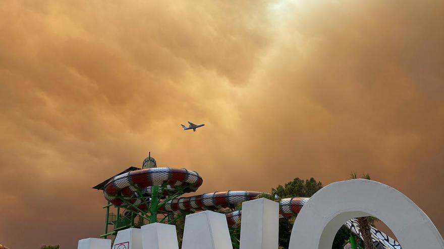 Turquía declara el estado de desastre por los incendios forestales