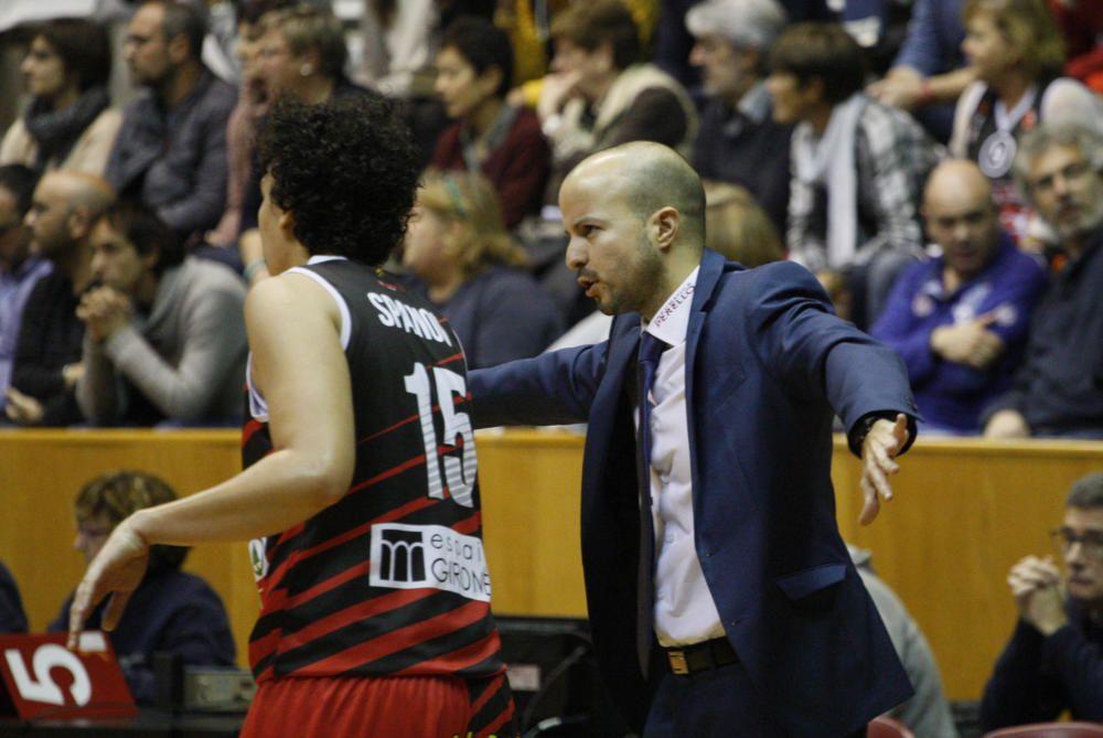 Uni Girona - Lointek Gernika (59-55)