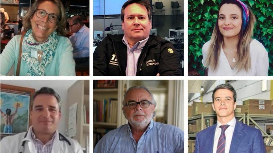 Un año del inicio de la pandemia: Así lo recuerdan seis extremeños