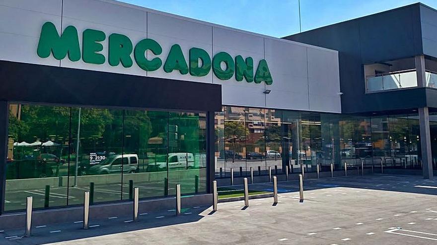 Mercadona invierte 5,6 millones en una tienda en San Vicente del Raspeig