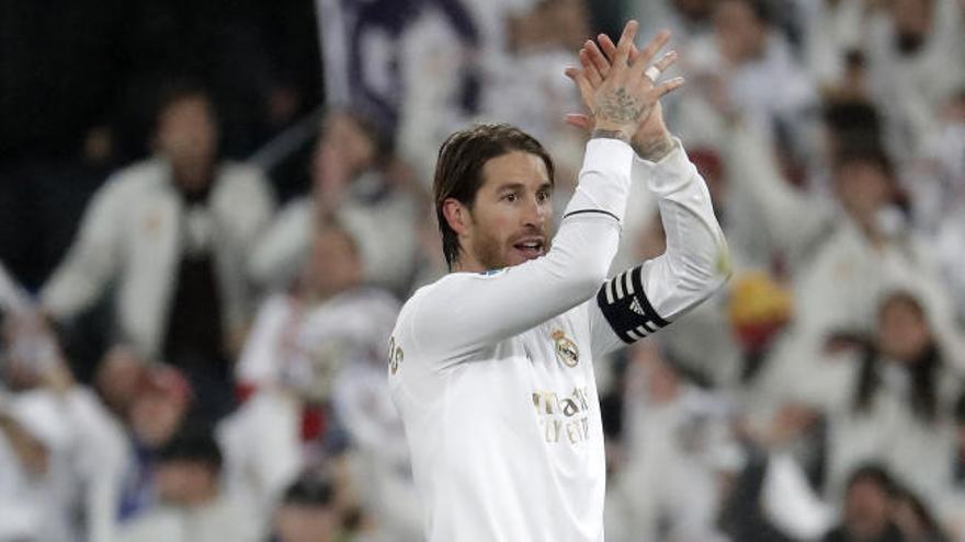 """Sergio Ramos: """"Estoy deseando volver a jugar"""""""