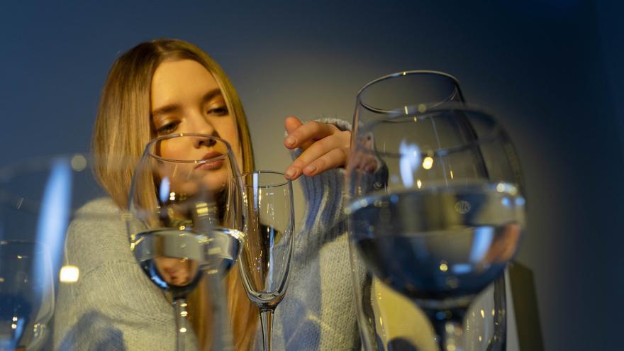 El truco para limpiar las copas de cristal en el lavavajillas y que quedan como nuevas