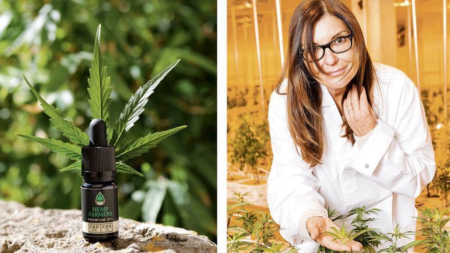 Cannabis-Öl von Hemp Farmers: Die Mischung macht's