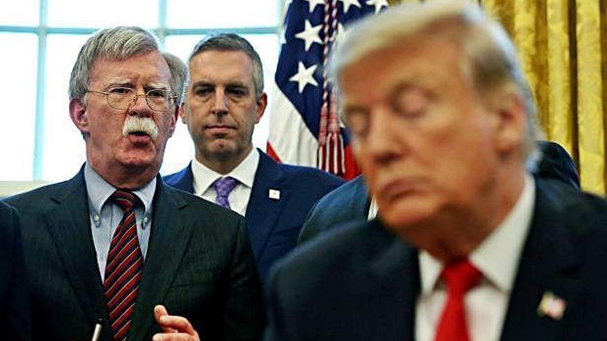 """Trump destituye a su tercer consejero de Seguridad por """"fuertes desacuerdos"""""""