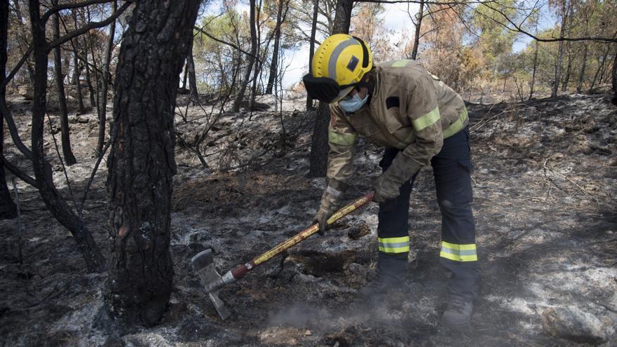 L'Anoia i la Conca d'Òdena es refan del foc