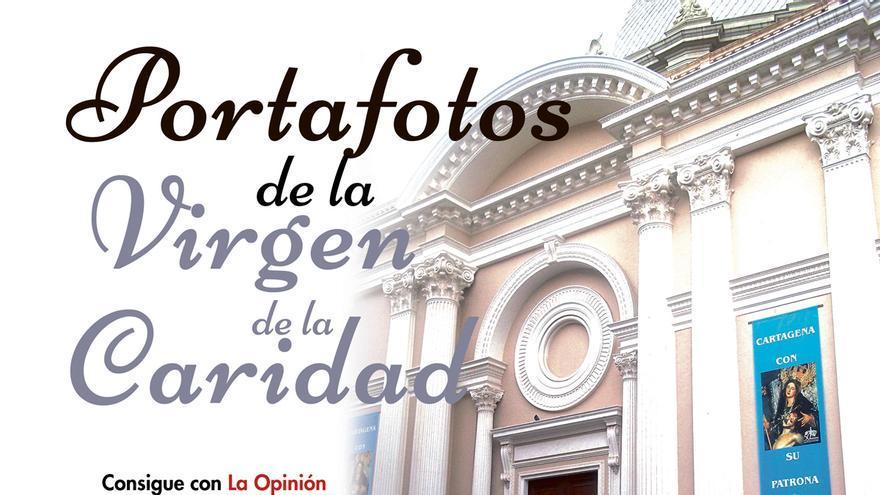 Portafotos de la Virgen de la Caridad