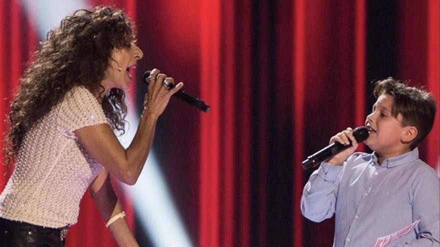 Antena 3 emite 'La Voz Kids', Telecinco 'Top Star' y laSexta 'Equipo de investigación'