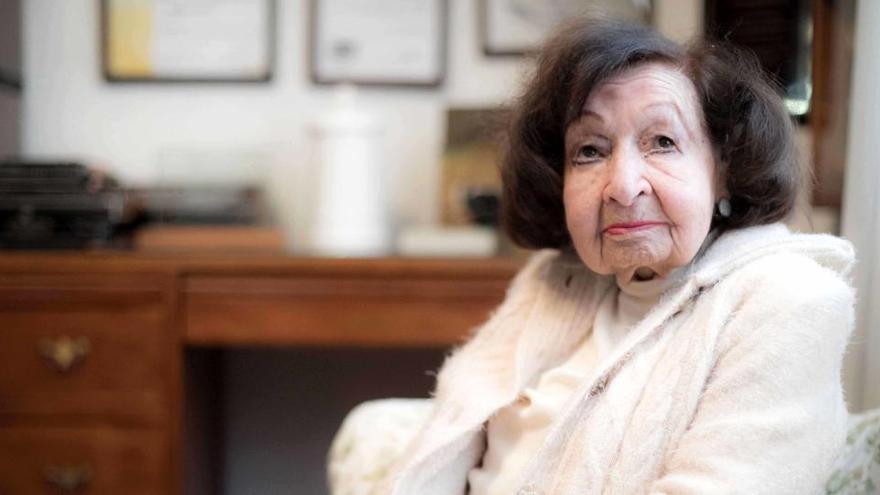 Muere Amparo Dávila, maestra del cuento en México
