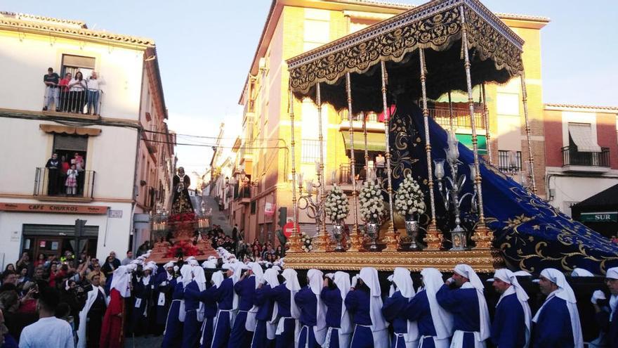 Martes de saetas en Antequera