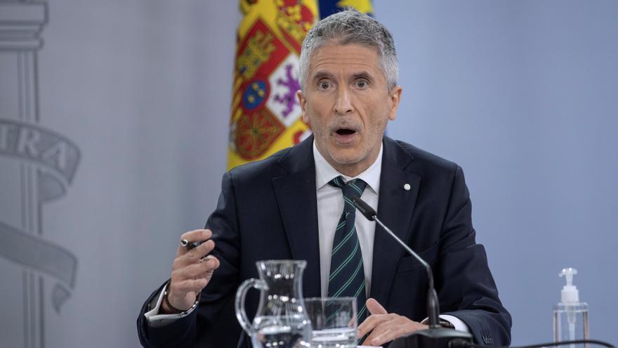 Marlaska: «S'han retornat 2.700 dels immigrants que han entrat a Ceuta»
