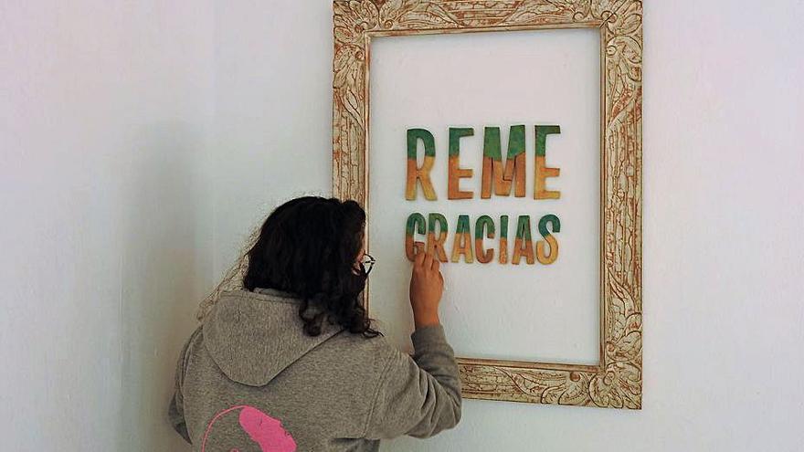 Cerámica para Remedios Castillo