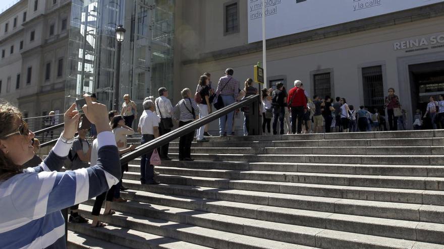 El Museo Reina Sofía recupera su exposición sobre Mondrian para la temporada de otoño