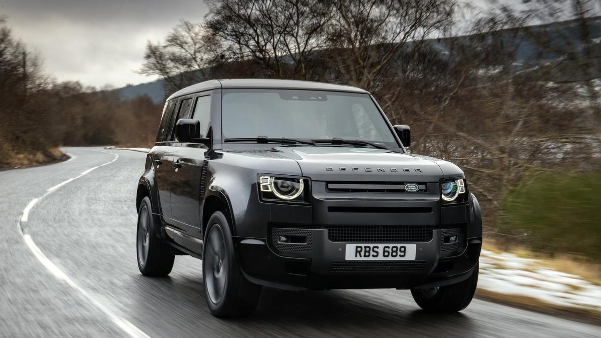 Land Rover Defender 2022, el todoterreno más completo y versátil