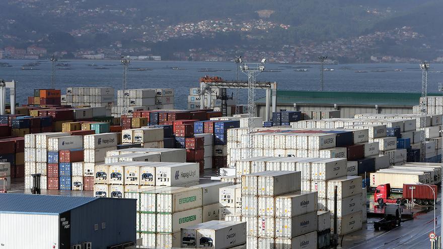 Intervenidos 24 kilos de cocaína en un contenedor llegado al Puerto de Vigo