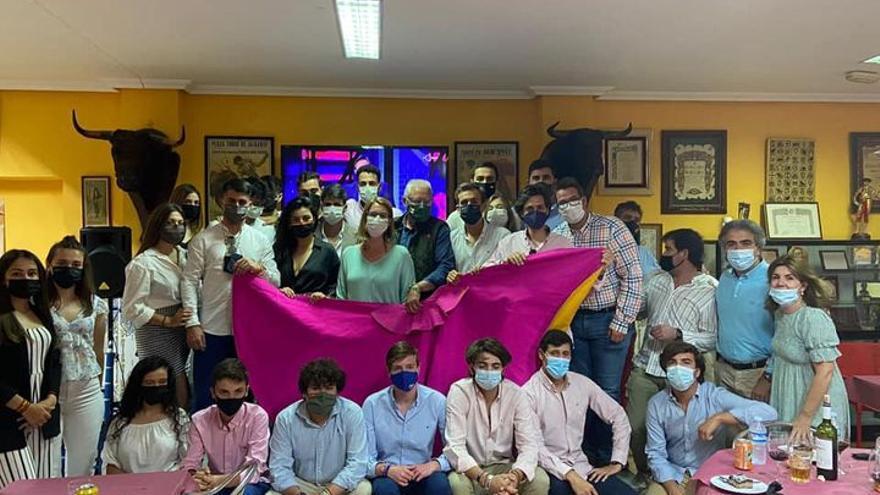 Presentación de la asociación Juventud Taurina de Alicante