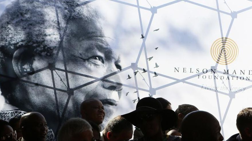 Sudáfrica celebra los 30 años de la liberación de Mandela