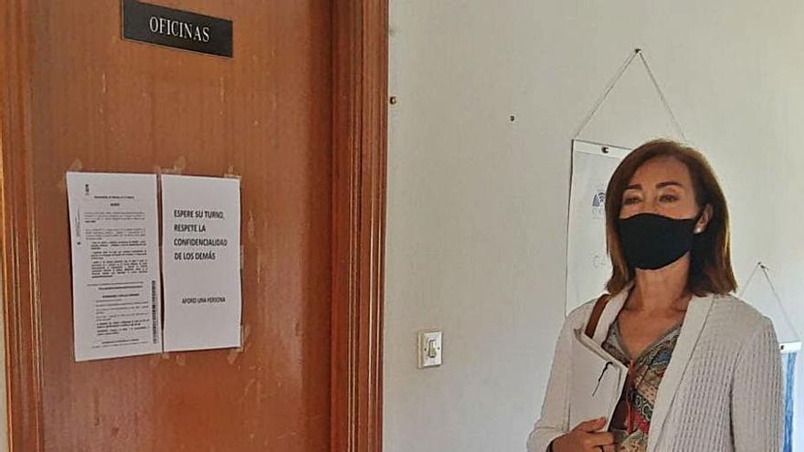 Presentadas 600 firmas contra la mina a cielo abierto de Calabor