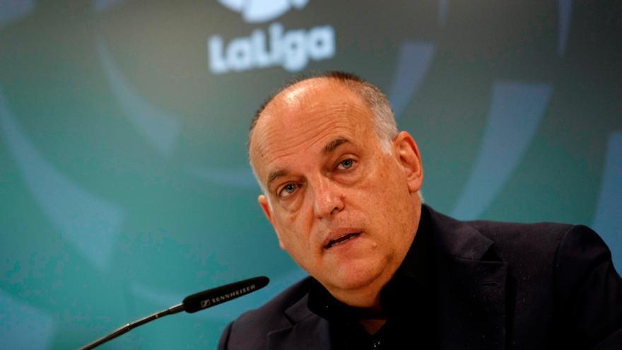 LaLiga firma con CVC sin Madrid y Barça