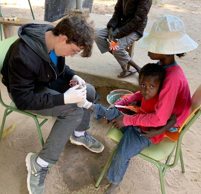 Estudiants i docents viatgen al Senegal