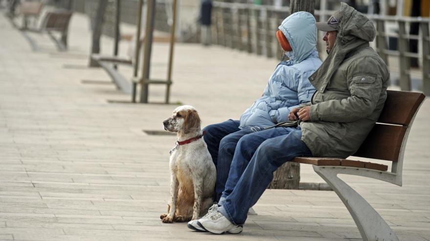 Mallorca, en alerta por frío