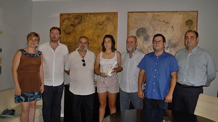 Marratxí homenajea a Cata Coll