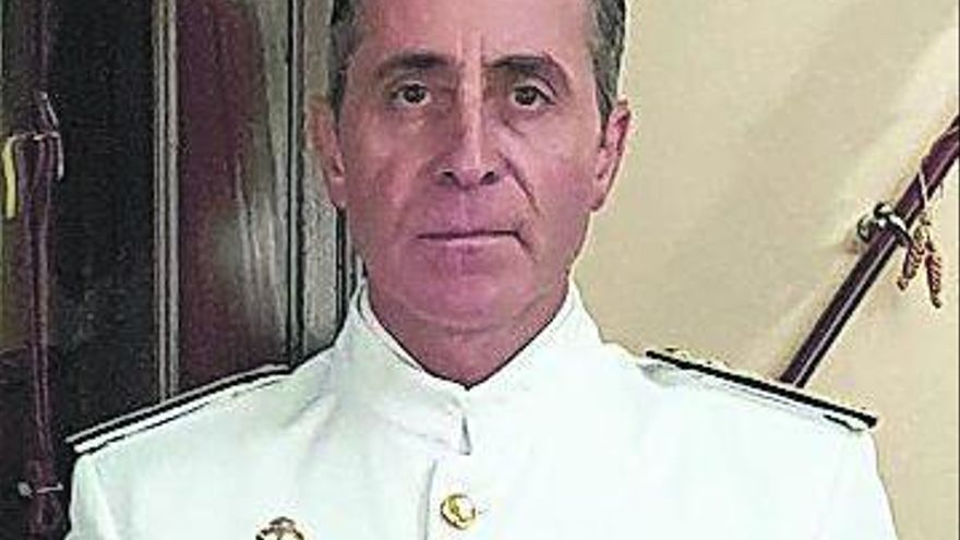 El contralmirante José Lago Ochoa toma posesion como Almirante Comandante del Mando Naval de Canarias