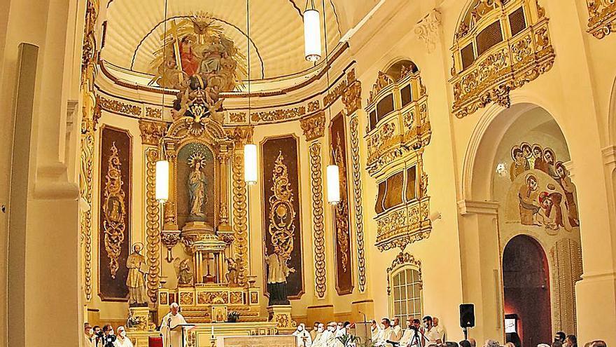Manresa es converteix en un dels principals escenaris de l'Any Ignasià