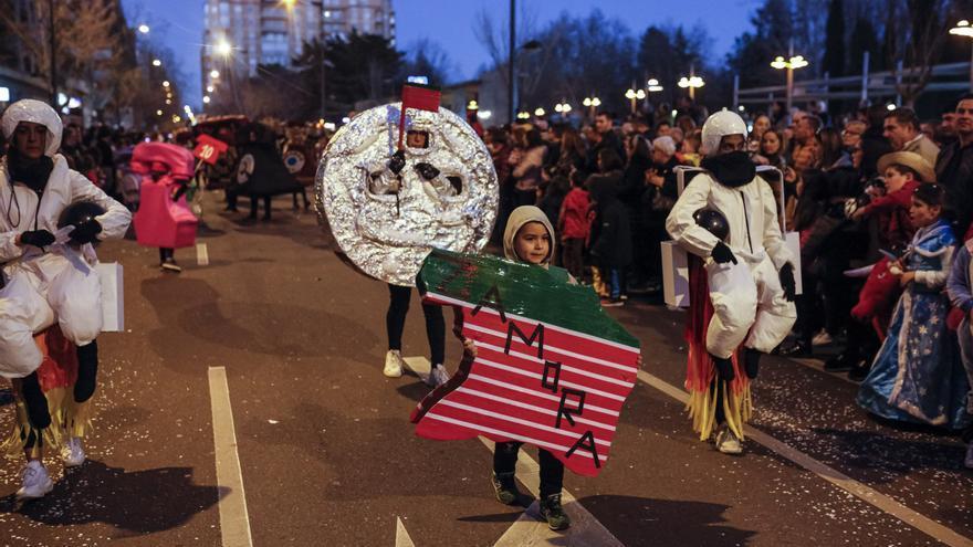 Programa del Carnaval 2021 en Zamora