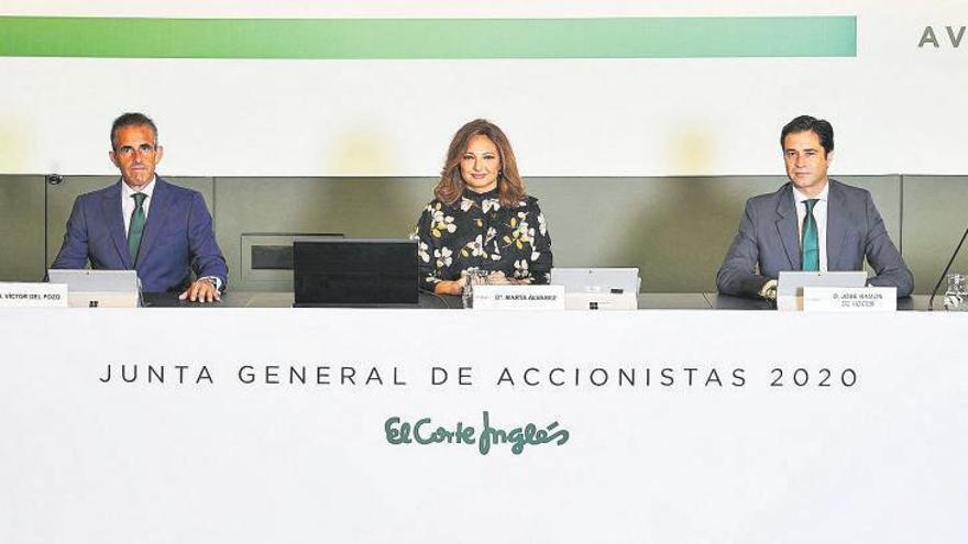Los accionistas aprueban la fusión de El Corte Inglés y Sfera