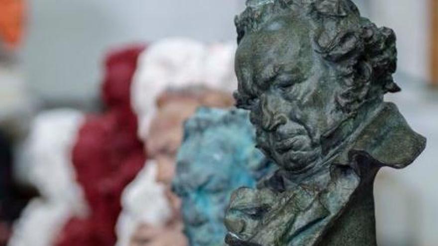 València acogerá la gala de los Premios Goya 2022